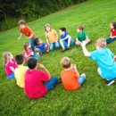 Outside Activities: Five Fun Games for Kids
