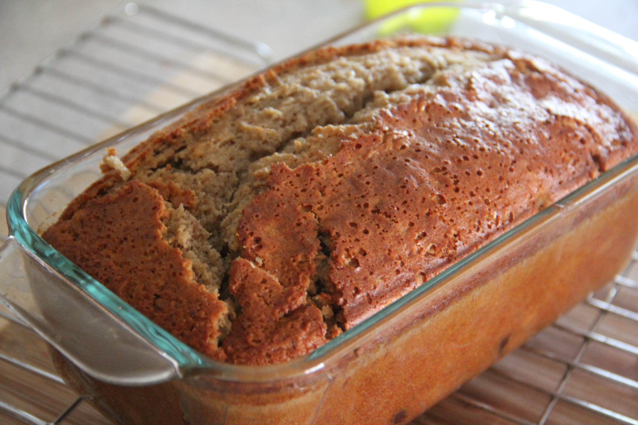 Our Homeschool Day Banana Bread #iHN @DinkerGiggles