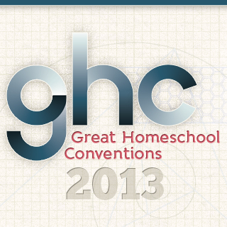 Great Homeschool Conventions 2013 #homeschool #giveaway @DinkerGiggles