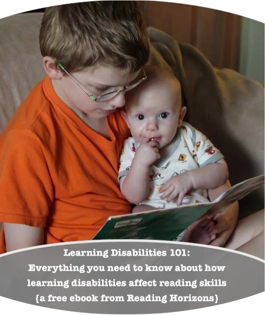 Learning Disabilities and Improved Reading Skills @DinkerGiggles #homeschool #FreeBook