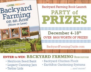Backyard Farming on an Acre with Angela England @GigglesTalkRadio @DinkerGiggles