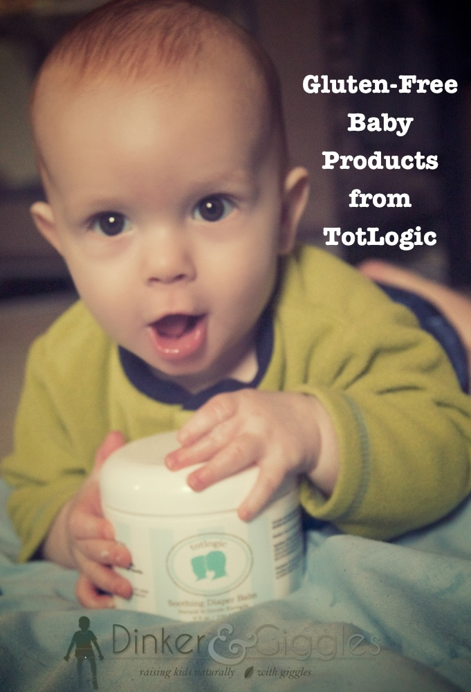 gluten free natural baby products