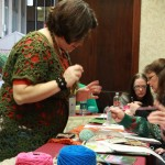 Robyn Chacula Teaching: Pittsburgh Knit & Crochet Festival @DinkerGiggles #knit #crochet