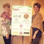 Barb, founder and her sister: Pittsburgh Knit & Crochet Festival @DinkerGiggles #knit #crochet