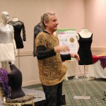 Steven Berg Showing the Latest in Fiber Fashion: Pittsburgh Knit & Crochet Festival