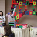 Knit the Bridge at Pittsburgh Knit & Crochet Festival #knit #crochet @DinkerGiggles