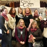 SpaceCadet Knit Along Group: Pittsburgh Knit & Crochet Festival @DinkerGiggles #knit #crochet