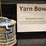 Handmade Yarn Bowls Pittsburgh Knit & Crochet Festival #knit #crochet @DinkerGiggles