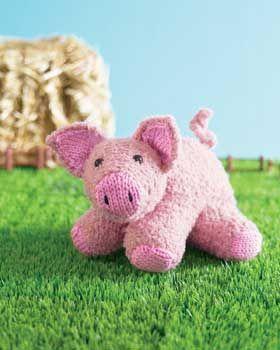 Stuffed Pig