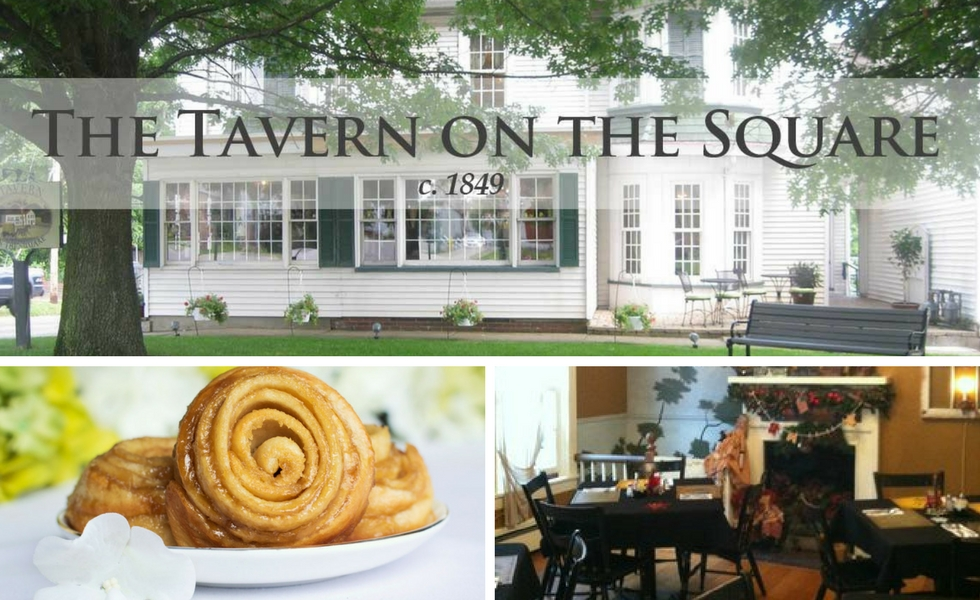 The Tavern on the Square New Wilmington PA